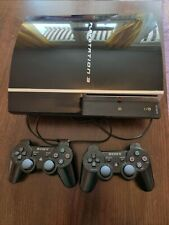 PS 3 Playstation 3 mit 2 Controllern