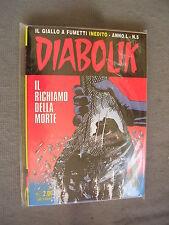DIABOLIK ORIGINALE ANNO L n°  5 - 2011 - RARO - OTTIMO
