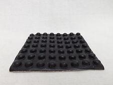 Bumpson Rubber Coaster Stick on Feet for Glass Ceramics Wood Plastics Doors x 56