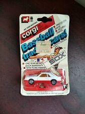 1982 CORGI #403 FORD MUSTANG CHICAGO WHITE SOX BASEBALL TRADING CAR