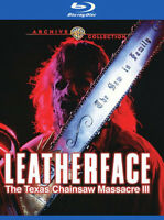 Leatherface: The Texas Chainsaw Massacre III [New Blu-ray] Manufactured On Dem