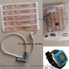 Disposable probe Oximeter Sensor for CONTEC CMS50F Fingetip pulse oximeter,new
