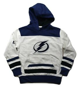 Majestic NHL Youth Boys Tampa Bay Lightning Hoodie NWT S, M, XL