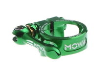 MOWA BSC Road Mountain Cyclocross Cycling Bike Seatpost QR Clamp 31.8mm Green
