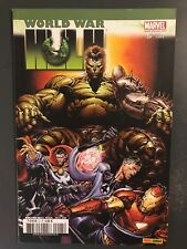 WORLD WAR HULK - T5 : juillet 2008