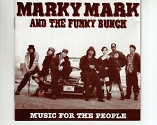 CDMARKY MARK AND THE FUNKY BUNCHmusic for the peopleEX- 1991 (B3476)