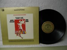 Barbara Streisand LP Funny Girl Clean 1971 Quad Quadraphonic Soundtrack Orig!