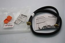 Microwave MK-4017-1 RFU-C Flexible Waveguide WR42 PBR220 WG20 3 FT 17.7-26.5GHz