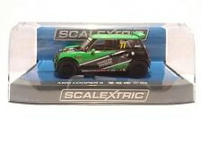 Scalextric C3743 - Mini Cooper S - Mini Challenge 2015 Donington Park No.77 .New