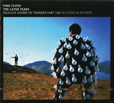 """PINK FLOYD """"Delicate Sound Of Thunder"""" (The Later years)RARE EDITION  2 CD"""