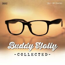 Buddy Holly COLLECTED 180g BEST OF 57 ESSENTIAL SONGS New Colored Vinyl 3 LP
