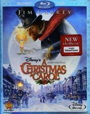 DISNEY'S A CHRISTMAS CAROL (2PC) (W/DVD) / (AC3) [Bluray]