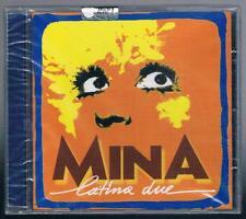 MINA  LATINA 2 DUE - CD  F.C. SIGILLATO!!!