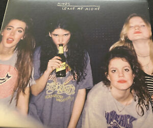 Hinds : Leave Me Alone CD (2016) new unsealed free Post U.K.