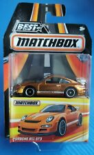 MATCHBOX - BEST OF MATCHBOX SERIES 2 - PORSCHE 911 GT3 MB729