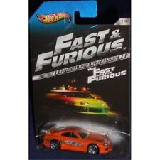 2013 Hot Wheels 1994 Toyota Supra orange #2/8 Fast and the Furious Walmart