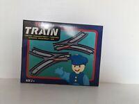 Vintage Tomy Train Y Shape Points