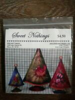 Vintage Tole Painting Pattern Packet:  Sweet Nothings by Della & Company
