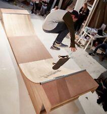 Skateboard mini garage skate ramp half pipe halfpipe Kit SB Skate Ramp ShawBoard