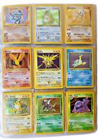 EX+ Vintage WoTC Pokemon RANDOM Card EVERY CARD IS VINTAGE HOLO GUARANTEED