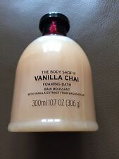 The Body Shop Vanilla Chai Foaming Bath 300 ml