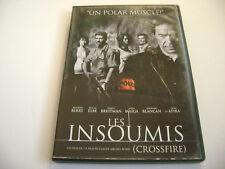Les Insoumis / Crossfire - DVD - Richard Berry  Francais / Nederlands