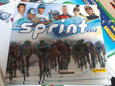 Album PANINI SPRINT 2012 Vide Empty