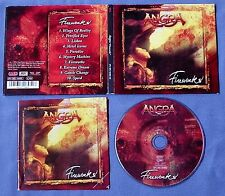 CD von  Angra – Fireworks