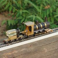 Steam Train Model Locomotive Drive HO Proportion Live Scale 1:36 Beauty DPX-1.0.