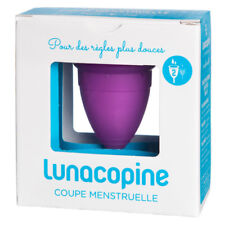 LUNETTE - Menstrual Cup Violet Model 2 - 1 Cup