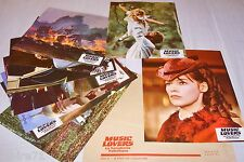 MUSIC LOVERS !  ken russell jeu photos cinema lobby cards vintage 1970