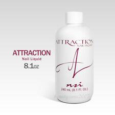 nsi Attraction Nail Acrylic Liquid 8.1oz / 240ml - No MMA