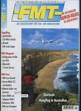 FMT Modelltechnik 9/00 Motorflug Segelflug Elektroflug Larus Leitwindsegler Heli