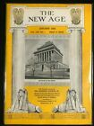 The New Age: The Official Organ of the Supreme Council 33゚, freemason, 1956, jan