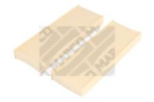 Filter, Innenraumluft MAPCO 65529 für NISSAN