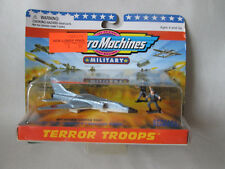 Micro Machines Military Terror Troops Tupolev TU26 Backfire B Super Sonic Bomber