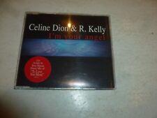 CELINE DION & R. KELLY - I'm Your Angel - 1998 UK Epic label 3-track CD single