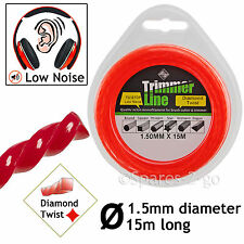1.5mm Strimmer Single Line Cord Spool Refil for FLYMO ET21 Mini Trim ST FLY031