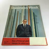 Business Week Magazine: May 4 1968 - How A Pittsburgh Giant Changes Its Colors