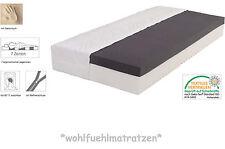 25cm HÖHE  7-ZONEN PREMIUM KOMBI GELSCHAUM MATRATZE  ( ALLE GRÖßEN WÄHLBAR )