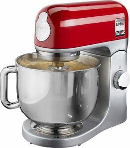Kenwood KMX 750RD Küchenmaschine rot/silber