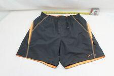 9e700bfb71 Nike Swim Trunks/Boardshorts Men's Size L Gray FREE SHIPPING