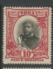 Tonga, Mint, #48, Og Hr, Nice Centering