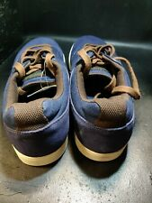 Dc Shoes Mickey Taylor Men's Skate Shoe Navy Blue New C/W Brown Cream Highlights