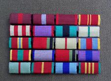 Interimsspange Spange 20 teilig Uniform Offizier Orden  UDSSR  Sowjet Armee