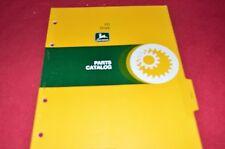 John Deere 111  Disk Dealer's Parts Book Manual PANC