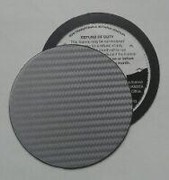Magnetic Tax disc holder fits suzuki grand vitara jimny alto swift  4x4 silver