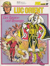 Zack Album Nr. 15, Der Tyrann von Terango / Luc Orient