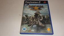 PlayStation 2  PS 2  Socom - U.S. Navy Seals