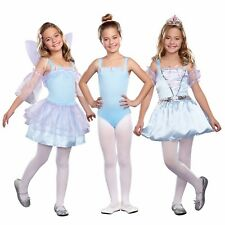 Enchanted Beauties 3-in-1 Fairy, Ballerina, Princess Girl's Costume Medium #5136